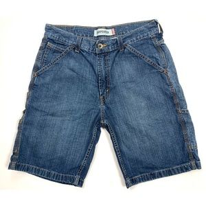 Levi's Carpenter Shorts 9 Pockets 32W